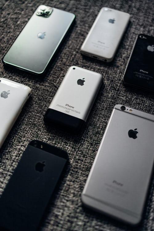Førstehjælp til telefoner – reparation af iPhone
